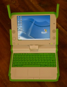 OLPC com Windows XP
